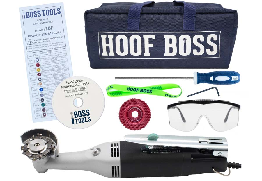 Boss Horse Trim set